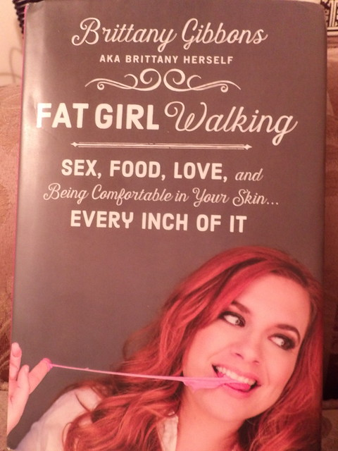 Heavy on Fashion Reads: Fat Girl Walking Grittany Gibbons AKA Brittany Herself