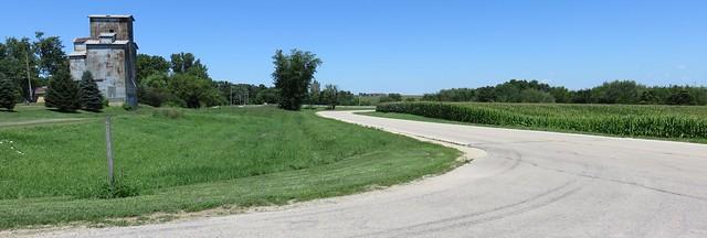 Northwestern Illinois Landscape (Baileyville, Illinois)