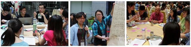 20150606氣候與能源世界公民高峰會在台灣台北台中台南與世界同步進行。攝影:鄒敏惠、陳文姿。