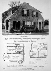 Home Builders Catalog 1928 The Colmar