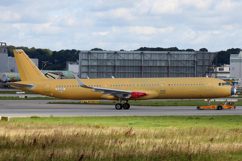 N746AV - A321 - Avianca