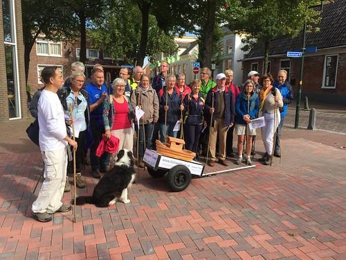 Klimaatloop: Winsum - Groningen