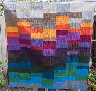 Harvest Spectrum Quilt