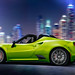 Alfa Romeo 4C Lime by Nike_747