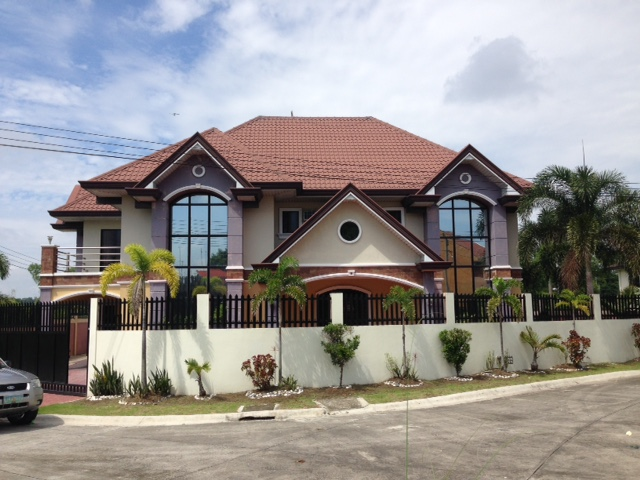 House for Sale Angeles City in Forrest Park Homes Ref# 0000707