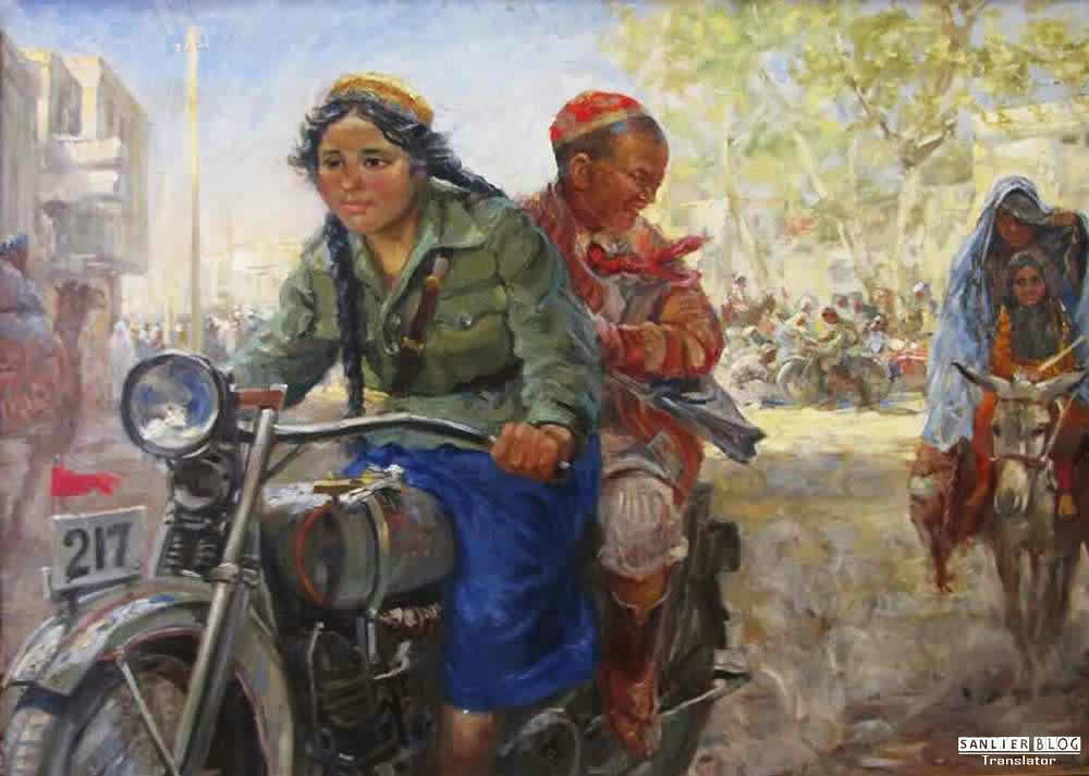 苏联20、30年代各类宣传画18