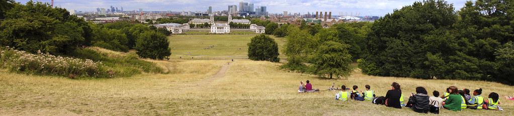 Greenwich i London