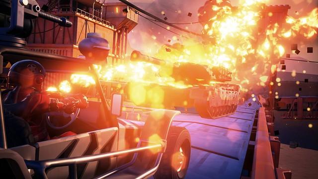 Автомобильный экшен Hardware: Rivals — новый эксклюзив для PS4