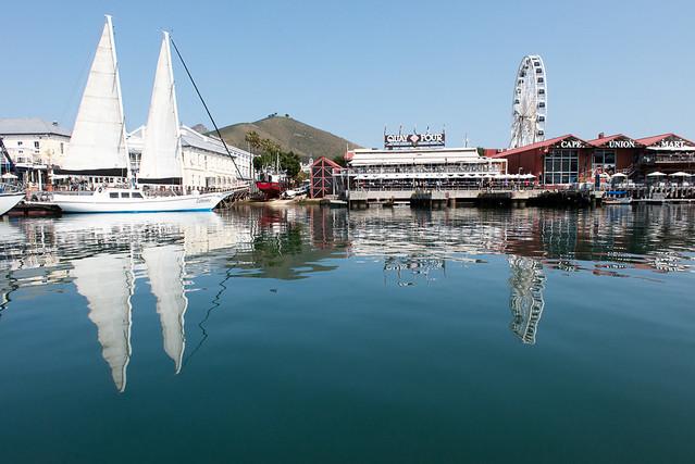 harbor cruise cape town