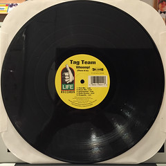 TAG TEAM:WHOOMP!(THERE IT IS)(RECORD SIDE-B)