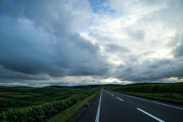 Hokkaido day4 Soya Hills