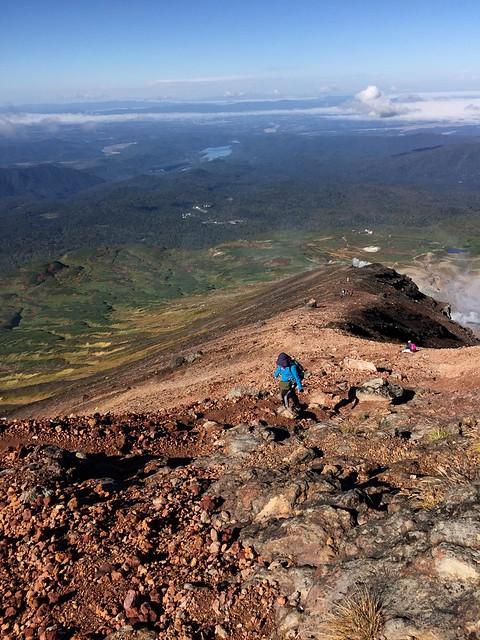 陡上約600m