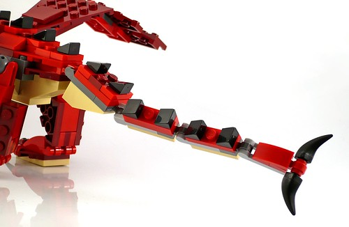 LEGO Creator 31032 Red Creatures 10