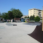 Reggio Emilia, Parco di Via Premuda, Italy