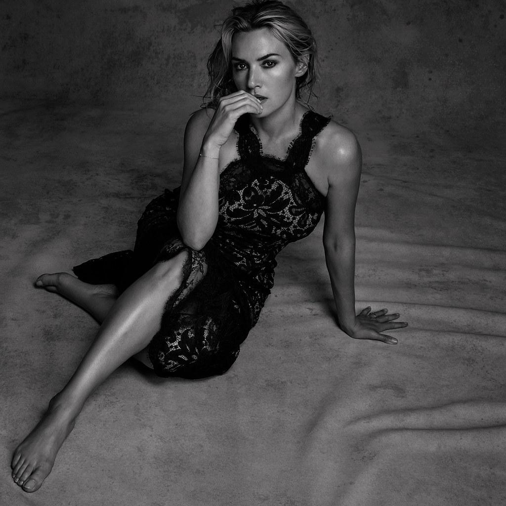 Кейт Уинслет — Фотосессия для «The Edit» 2015 – 9