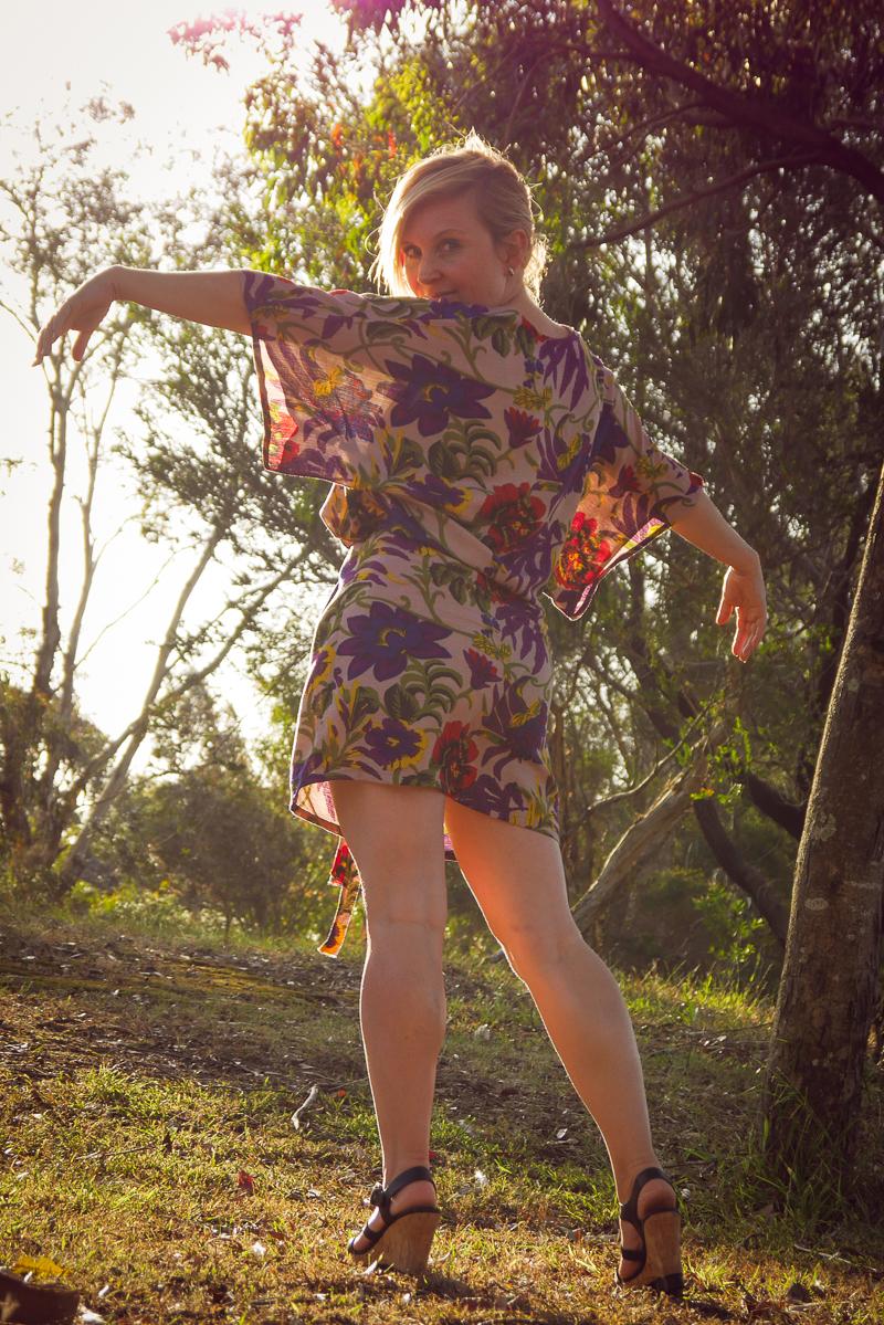 Bettine Dress Tilly Veronica Darling