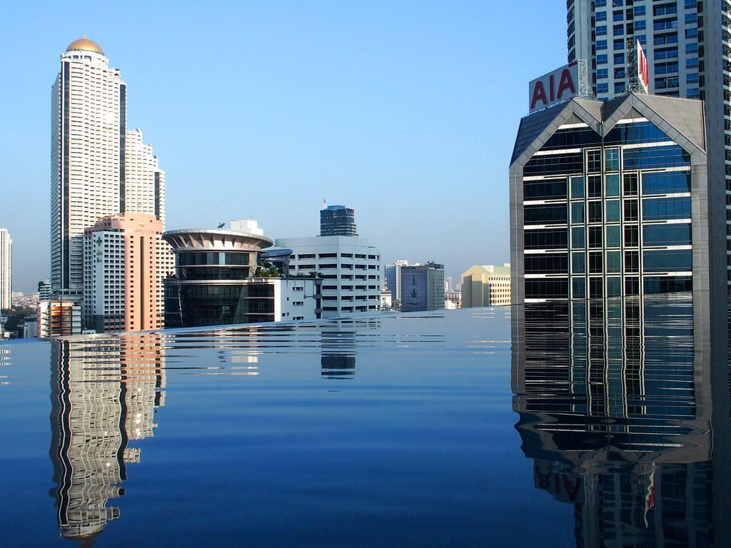 bangkok hotelli sathorn