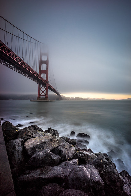 Golden Gate bridge - San Francisco, United States - Travel photography