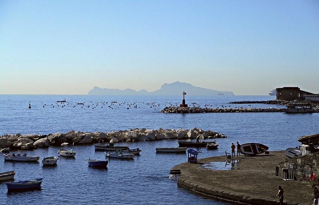The Great Beauty: Capri from Naples