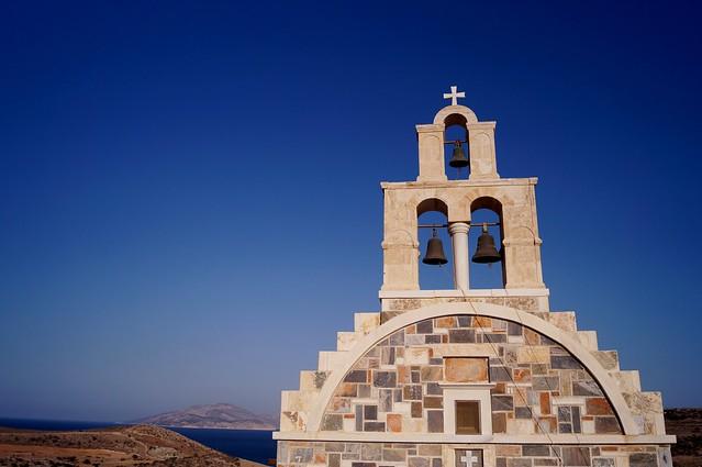 Schinoussa - Chora - chapelle