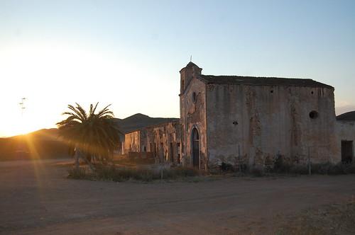 Cortijo Fraile y paisajes cercanos