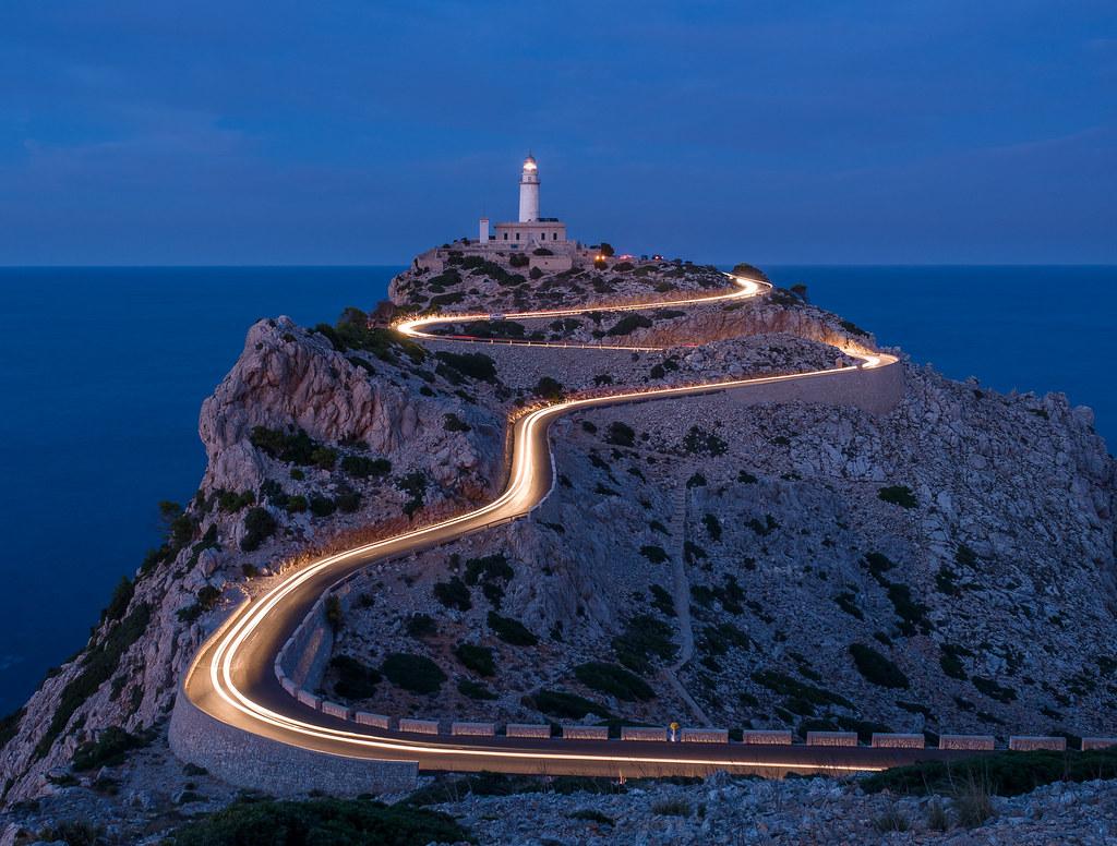 Formentor Blue Hour