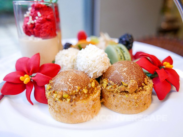 Urban Tea Merchant Festive Tea sweets