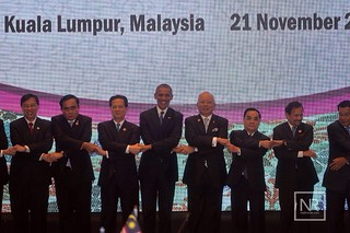 3rd ASEAN - United States of America Summit 2015
