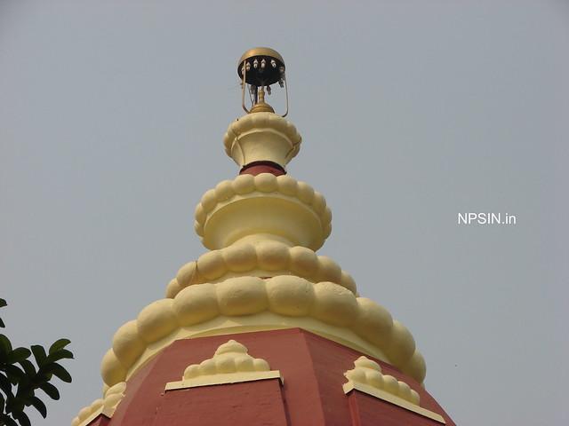 Top of the Main Shikhar