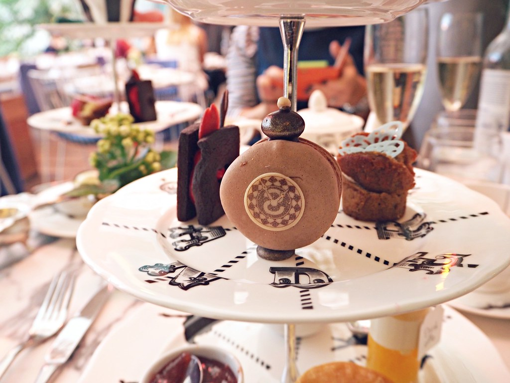 Sanderson Mad Hatters Gluten Free afternoon tea review 14
