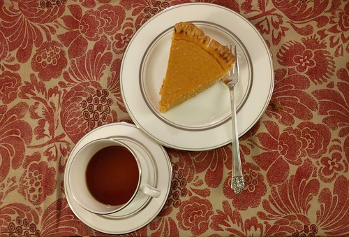 Traditional Pumpkin & Tea
