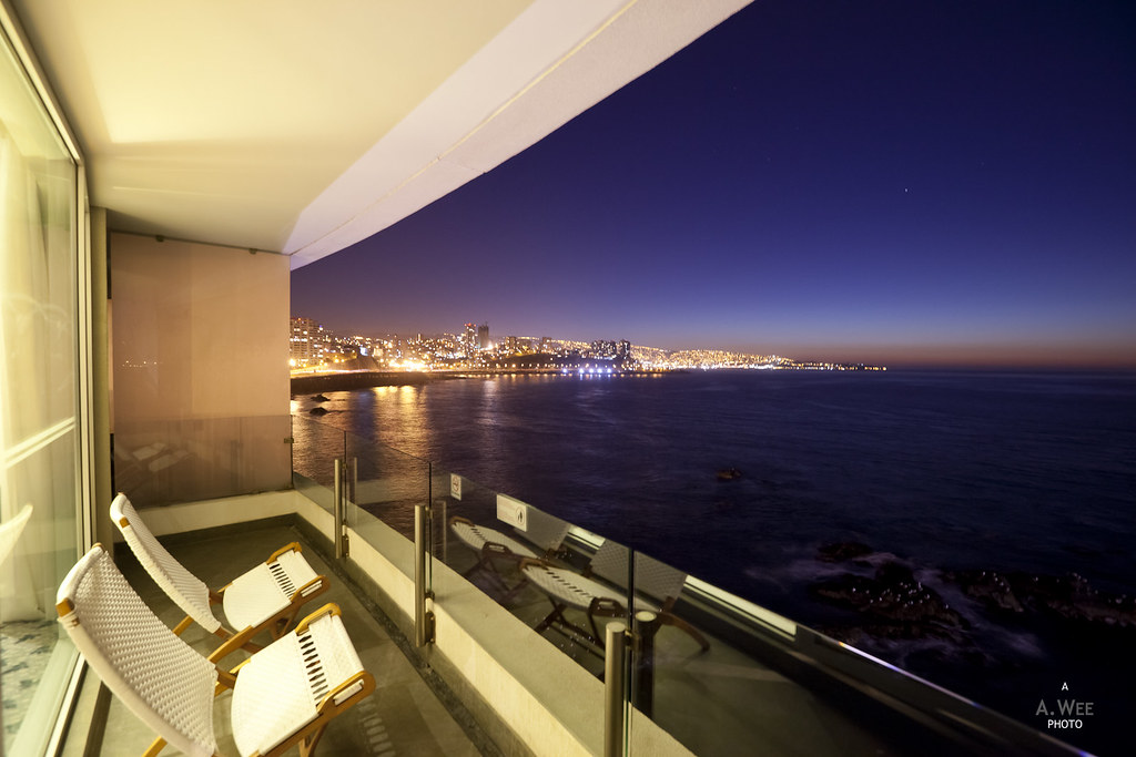 Balcony with an Ocean View