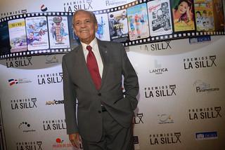 Franklyn Domínguez. Premios La Silla.