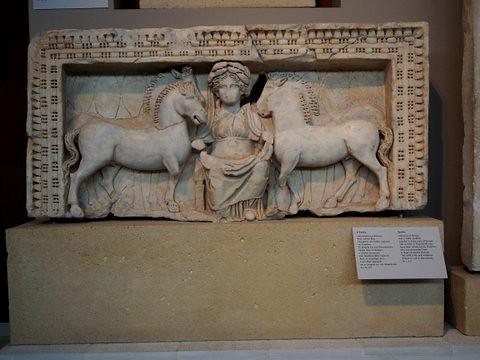 Epona , Celtic deity in the Roman world