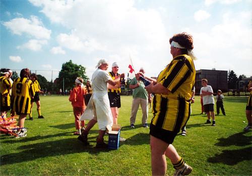 2003 - Ženský fotbal