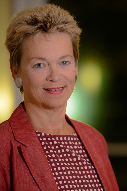 Anne-Klein-Frauenpreisträgerin 2016 Foto: Stephan Röhl