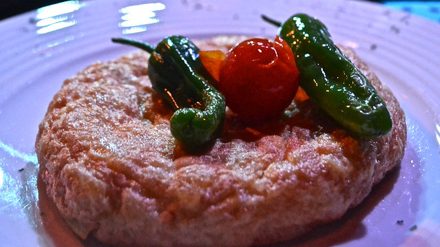 spanish omelet - Flamenco en Madrid - Cardamomo Tablao Flamenco