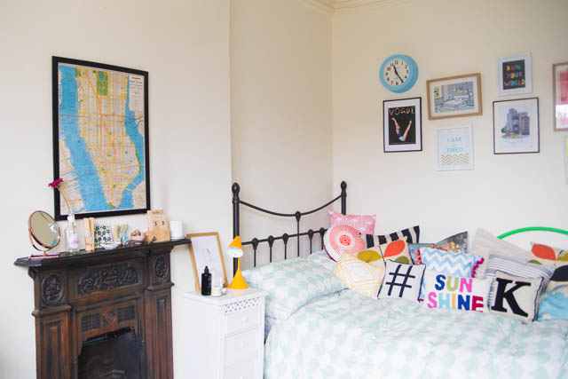 How to decorate a rented room