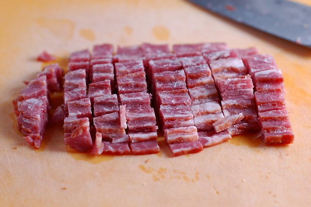 Applegate bacon by Eve Fox, the Garden of Eating, copyright 2015