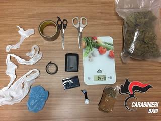 Rutigliano-Droga sequestrata al porto  (2)