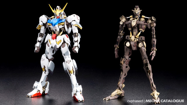 Hi-Resolution Model 1/100 Gundam Barbatos