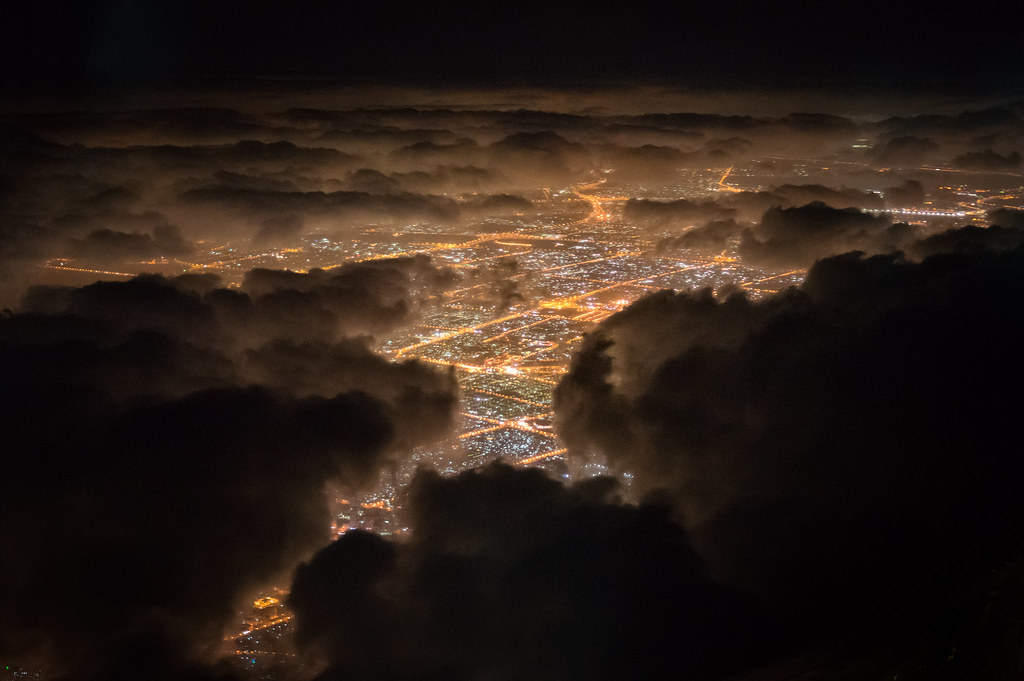 Lights in the Dark: Out of Dubai