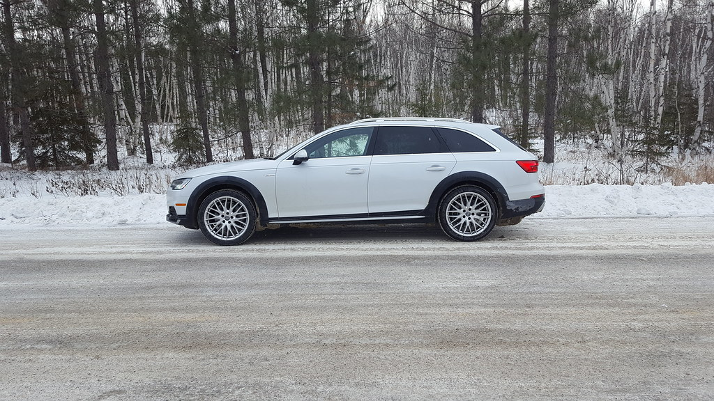 Audi A4 Allroad: Traction Action! » Justin Pritchard