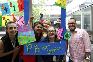 10° Aniversario Parque Biblioteca Presbítero José Luis Arroyave, San Javier
