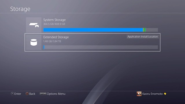 PS4 System Software 4.50