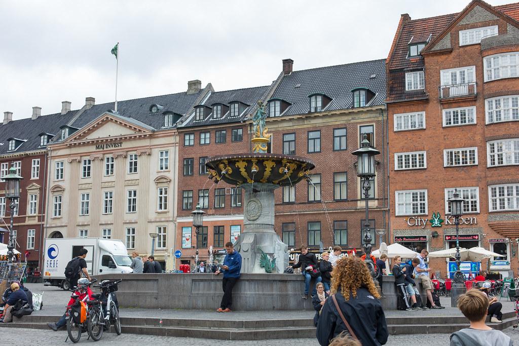 Denmark. Copenhagen