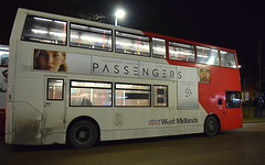 National Express West Midlands Transbus Trident/Transbus ALX400, 4576 (BU04 BKD)