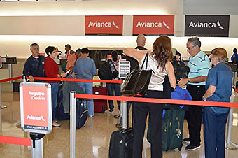 Avianca Check in (Avianca)