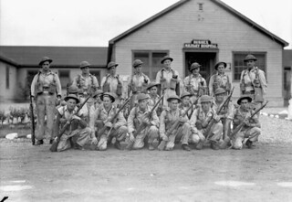Personnel of the Royal Canadian Army Medical Corps (RCAMC)... Penobsquis, New Brunswick / Personnel du Corps de santé royal canadien... Penobsquis (Nouveau-Brunswick)