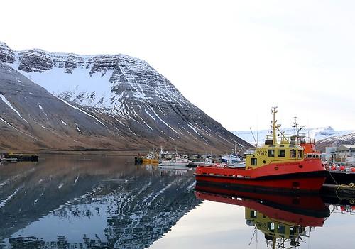 Ssundahöfn Ísafjörður